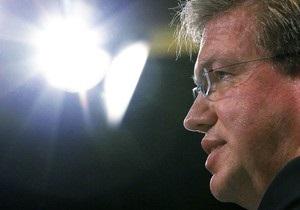 Фюле привітав Україну з успішною підготовкою Євро-2012