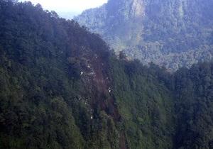 Завтра рятувальники припинять пошук жертв аварії SSJ-100