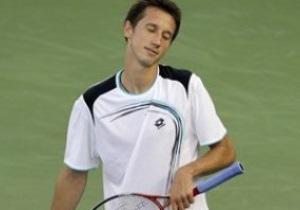 Теннис: Украинец Сергей Стаховский проиграл финал турнира в Фюрте