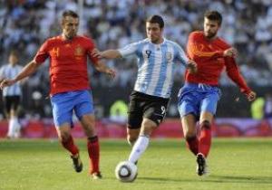 Аргентицы разгромили чемпионов мира