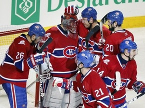Stanley Cup: Монреаль сравнивает серию