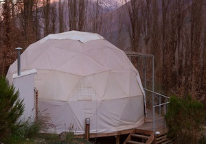 Готелі з гарними видами - відпочинок у Чилі - Рай для астрономів. У Чилі побудували готель спеціально для тих, хто любить спостерігати за зірками