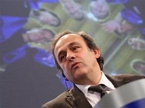 Платини: Для меня Лига Европы равнозначна Лиге Чемпионов