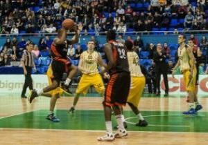 Суперлига: Азовмаш победил Донецк, Киев разгромлен Кривбассбаскетом