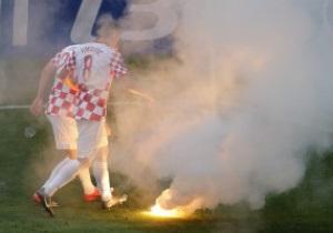 UEFA оштрафовал федерации футбола Хорватии и Португалии за поведение болельщиков