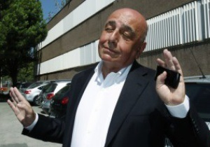 Галлиани: Инцидент с участием Ибрагимовича и Оньеву исчерпан