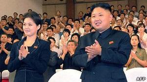Кім Чен Ун одружився з товаришкою Лі Соль Ю