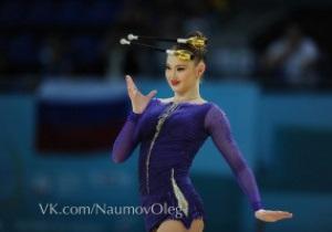 Алина Максименко выиграла бронзу на киевском чемпионате мира