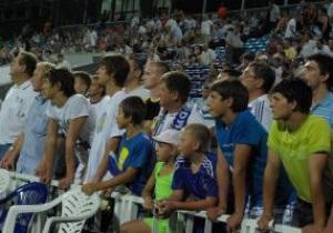 СПОРТ bigmir)net проведе текстову трансляцію матчу Динамо vs БАТЕ