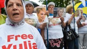 Прокуратура і суд запевняють, що дбають про права Тимошенко
