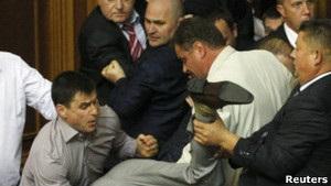 Депутати знову пообіцяли відмовитися від недоторканності