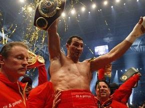 Владимир Кличко может провести бой с Хэем в этом году