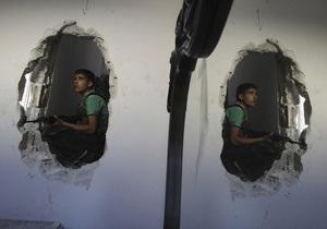 Сирия - Янукович - Официально: Украина выступает против военного решения конфликта в Сирии