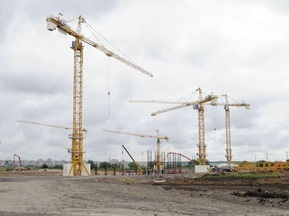 УЕФА не верит в способность Львова вовремя построить стадион к Евро-2012