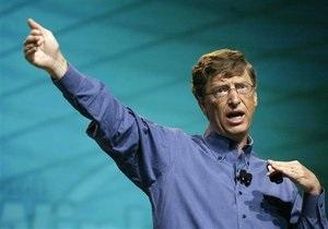 Гейтс вперше за чотири роки вийшов на перше місце у списку найбагатших людей за версією Forbes