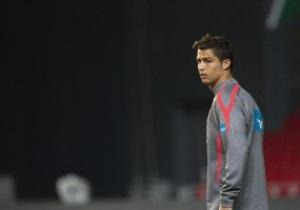 СМИ: В МанСити готовы платить Криштиано Роналдо 500 тысяч фунтов в неделю