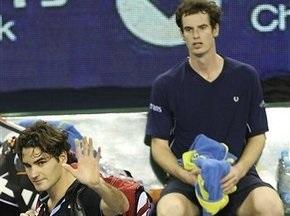Шанхай ATP: Мюррей не пустив Федерера в півфінал