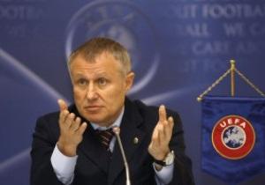 Суркис: Я выстрадал Евро-2012