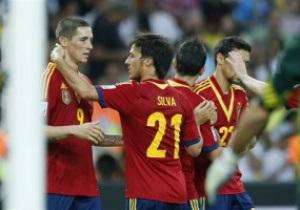 Кубок Конфедерацій: Іспанія забиває 10 м ячів Таїті