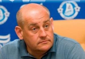 Гендиректор Днепра рассказал про трансферы, Денисова и Милевского