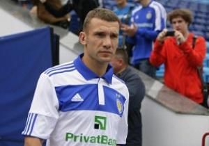 Шевченко не сможет сыграть с Севастополем