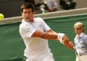 Попал в десятку: Джокович вышел в полуфинал US Open