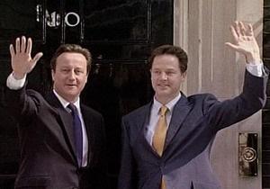 100 днів коаліційному уряду в Лондоні