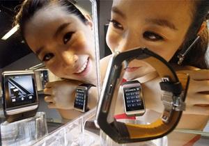 Розумний годинник  - Наздогнати Apple. Samsung випустить свій  розумний годинник