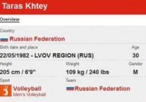 Львов - русский город. Украина возмущена ошибками на официальном сайте Олимпиады-2012