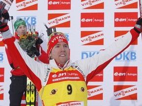 Хохфильцен-2009: Свендсен побеждает в персьюте