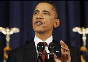 Обама захищає дії коаліції в Лівії