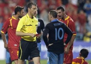 Руни написал письмо в дисциплинарный комитет UEFA