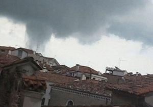 Над Венецією пронісся торнадо