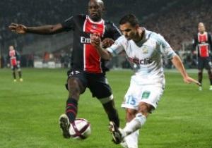 Французская Лига 1: Монпелье захватил лидерство, ПСЖ разгромлен в Марселе
