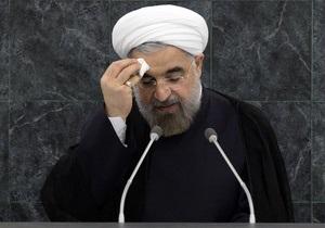 Обама и Рухани пообещали мирное решение проблем, но встреча не состоялась - Reuters