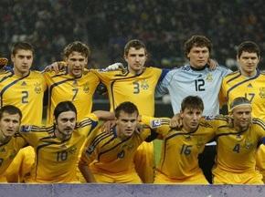 Сборная Украины проведет товарищеский матч против Польши в сентябре