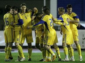 Михайличенко выбрал игроков на матч с Англией