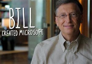 Цукерберг - Гейтс - ролик - програмування