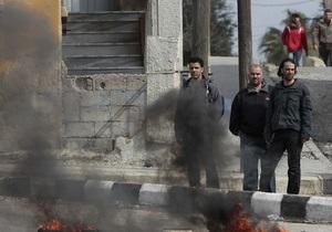 Сирия - В столице Сирии прогремел взрыв, есть жертвы