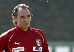 Италия готова сняться с Евро-2012