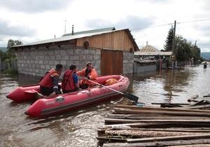 Новости России - Дальний Восток России захлестнуло масштабное наводнение
