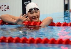 Плавание. Китайская сенсация берет второе золото и улучшает свой же олимпийский рекорд