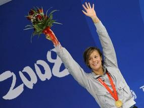 Плаванье: Итальянка взяла первое золото дня