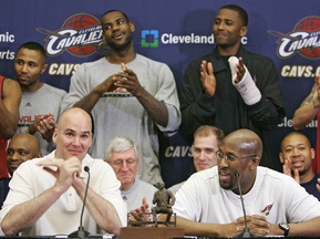 Назван лучший тренер NBA