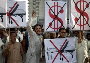 СМИ: Дроны ЦРУ бомбят Пакистан с ведома Исламабада