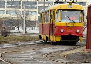 Новости Киева - трамвай - маршрут - ДВРЗ - Лесная - В Киеве восстановлен трамвайный маршрут в один из самых отдаленных жилмассивов