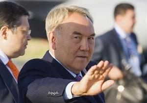 Росія створює бар єри для товарів країн-партнерів по МС - президент Казахстану