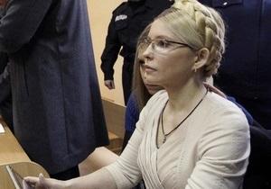 Госдеп США заявил, что Тимошенко должна иметь право участвовать в выборах президента