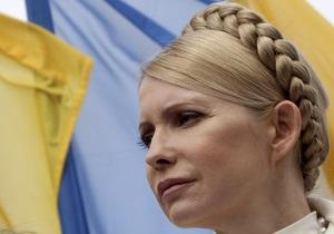 Комиссия при президенте считает помилование Тимошенко преждевременным