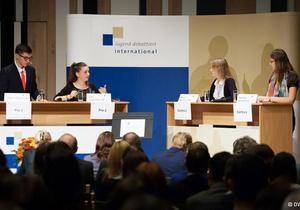 Дискутувати німецькою: українець потрапив до фіналу міжнародного конкурсу красномовства
